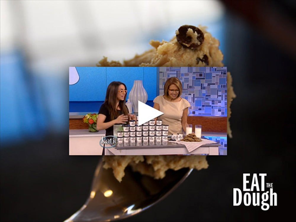 Here's another video, this time from Katie Couric's show. This is a mainstream product.