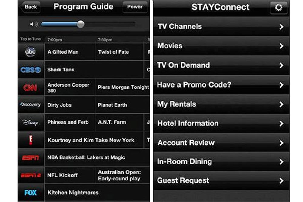 STAYConnect Mobile (free)