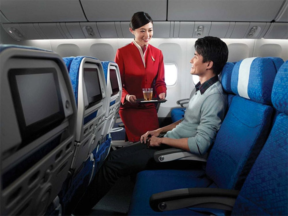 16. Cathay Pacific