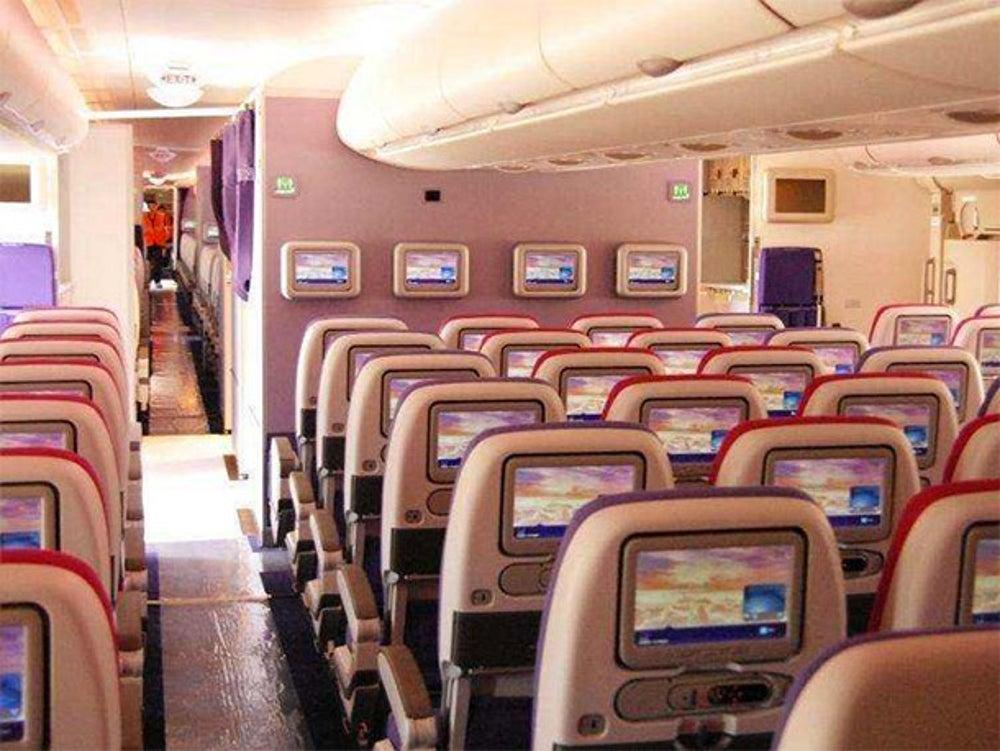 11. Thai Airways (tie)