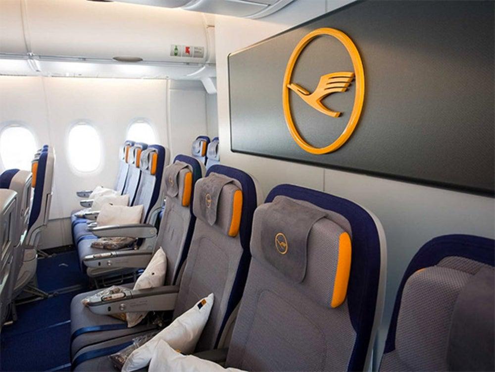 8. Lufthansa