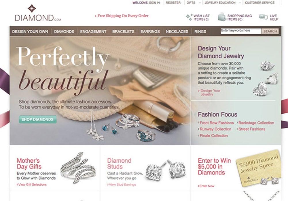 Diamond.com - $7,500,000