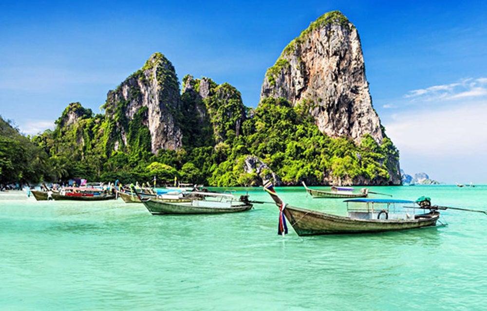 #10 Thailand: 26.5 million visitors