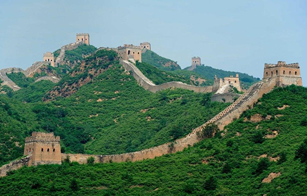 #4 China: 55.7 million visitors