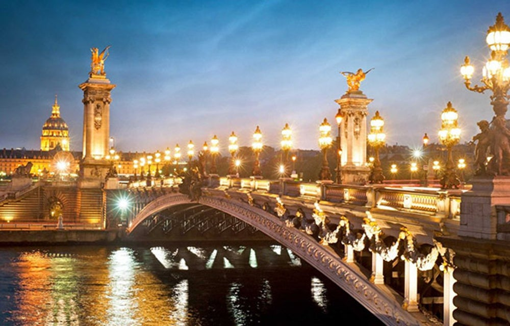 #1 France: 84.7 million visitors