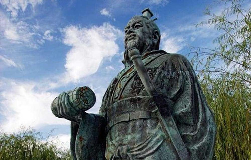 """The Art of War"" (c. 6th century BC)"