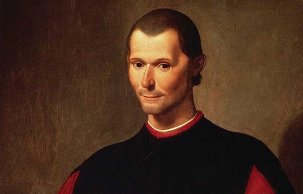 """""""The Prince"""" (1532)"""