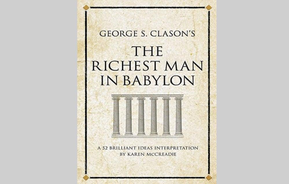 """""""The Richest Man in Babylon"""" (1926)"""
