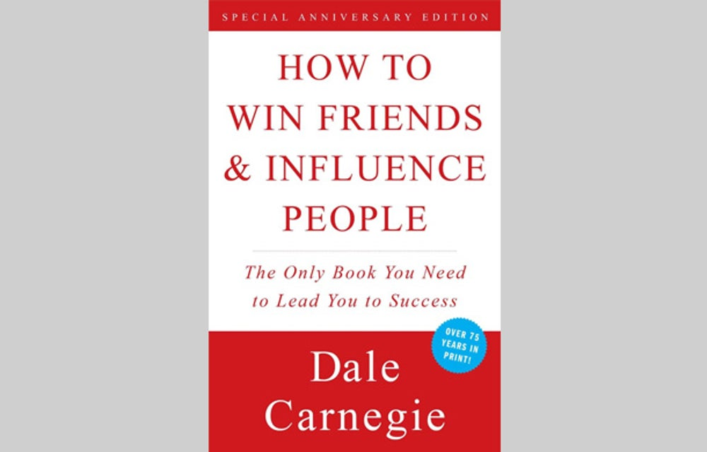 """""""How To Win Friends and Influence People"""" (1936)"""