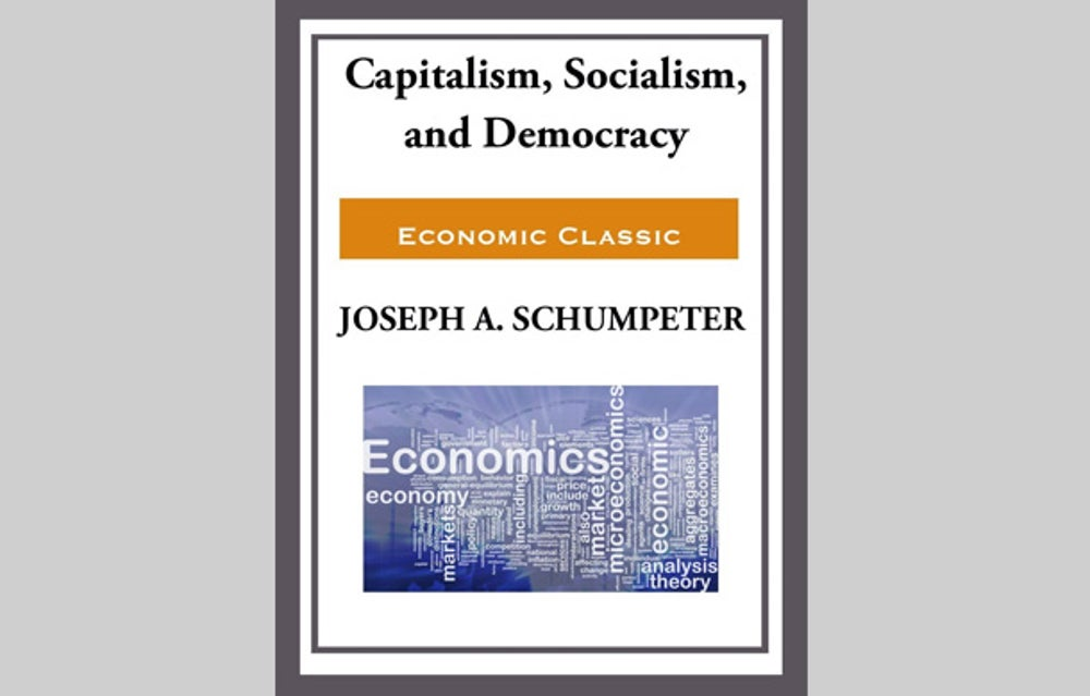 """""""Capitalism, Socialism, and Democracy"""" (1942)"""