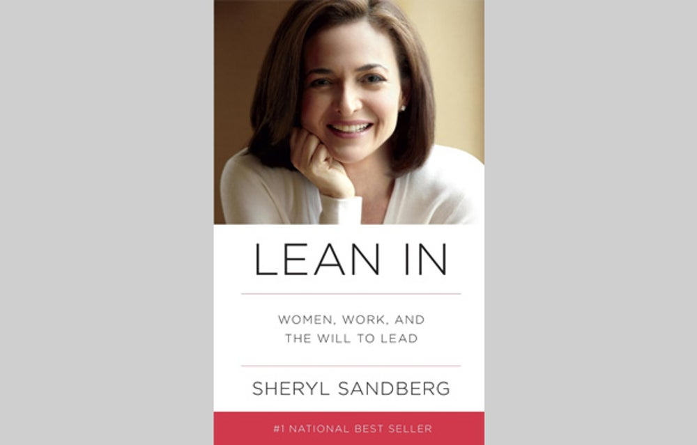 """""""Lean In: Women, Work, and the Will to Lead"""" (2013)"""