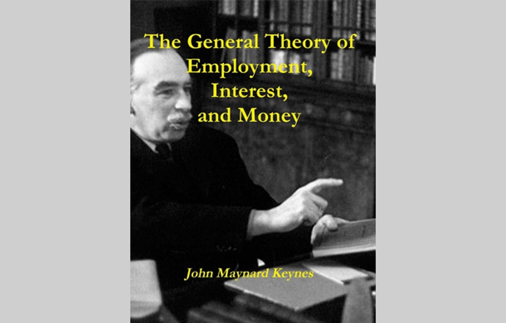 """""""The General Theory of Employment, Interest, and Money"""" (1936)"""