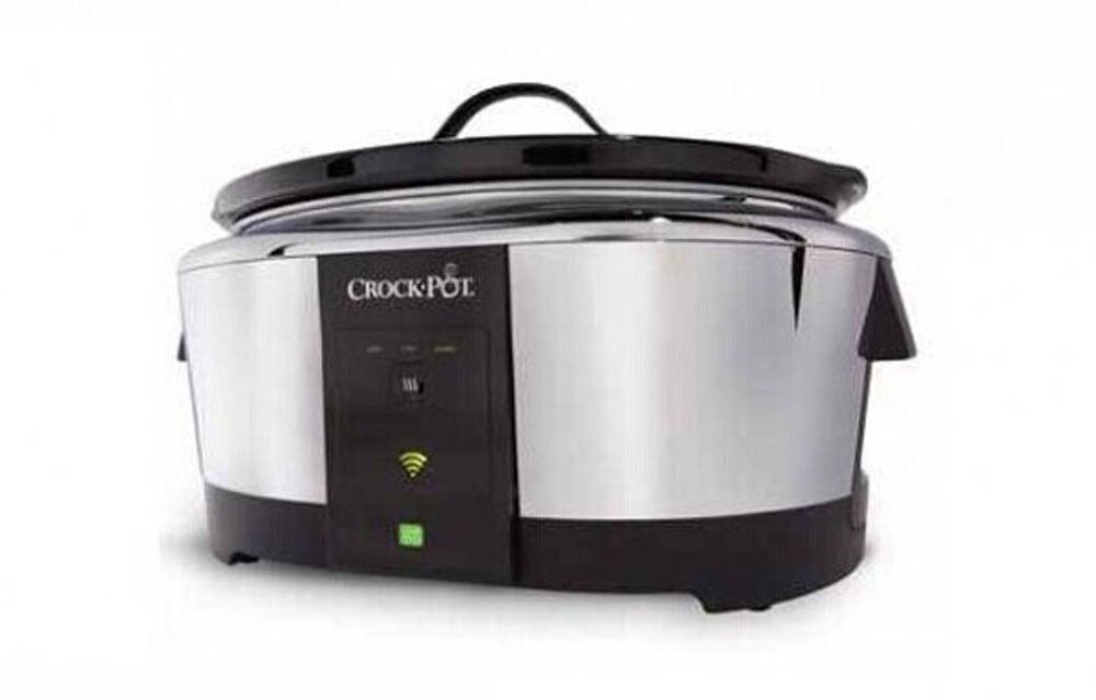 Cooking: Crock-Pot Smart Slow Cooker ($129.99)