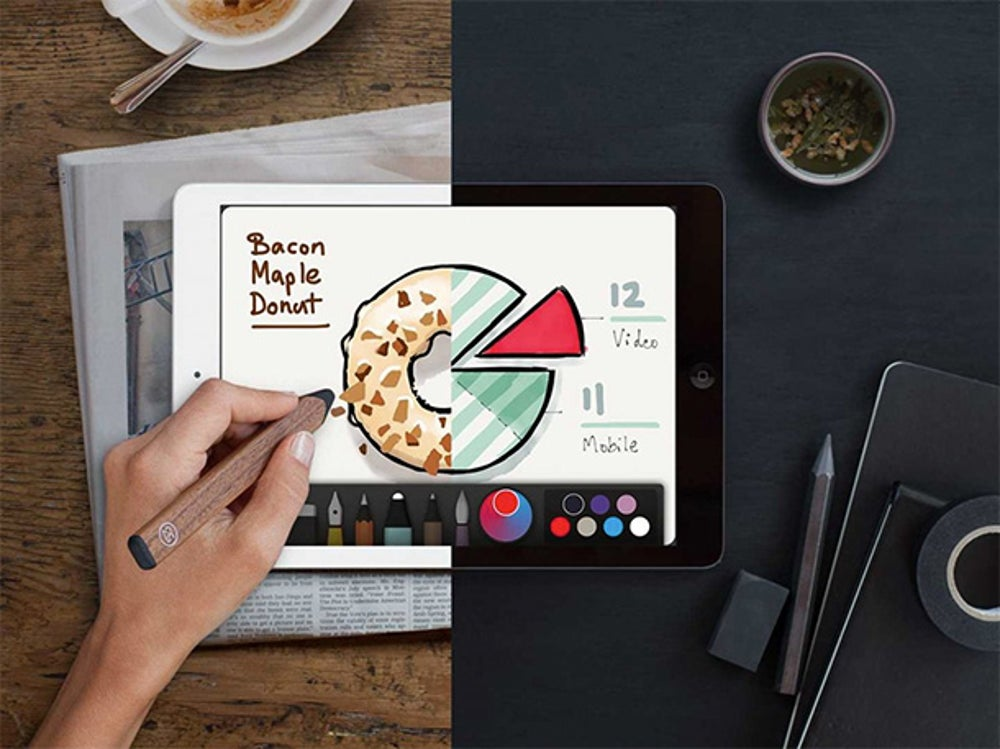 Paper by Fifty Three wants to become your virtual sketchbook.