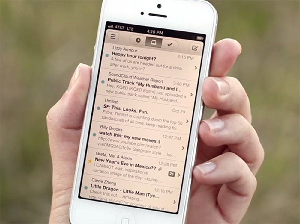 Mailbox will help get your inbox down to zero.