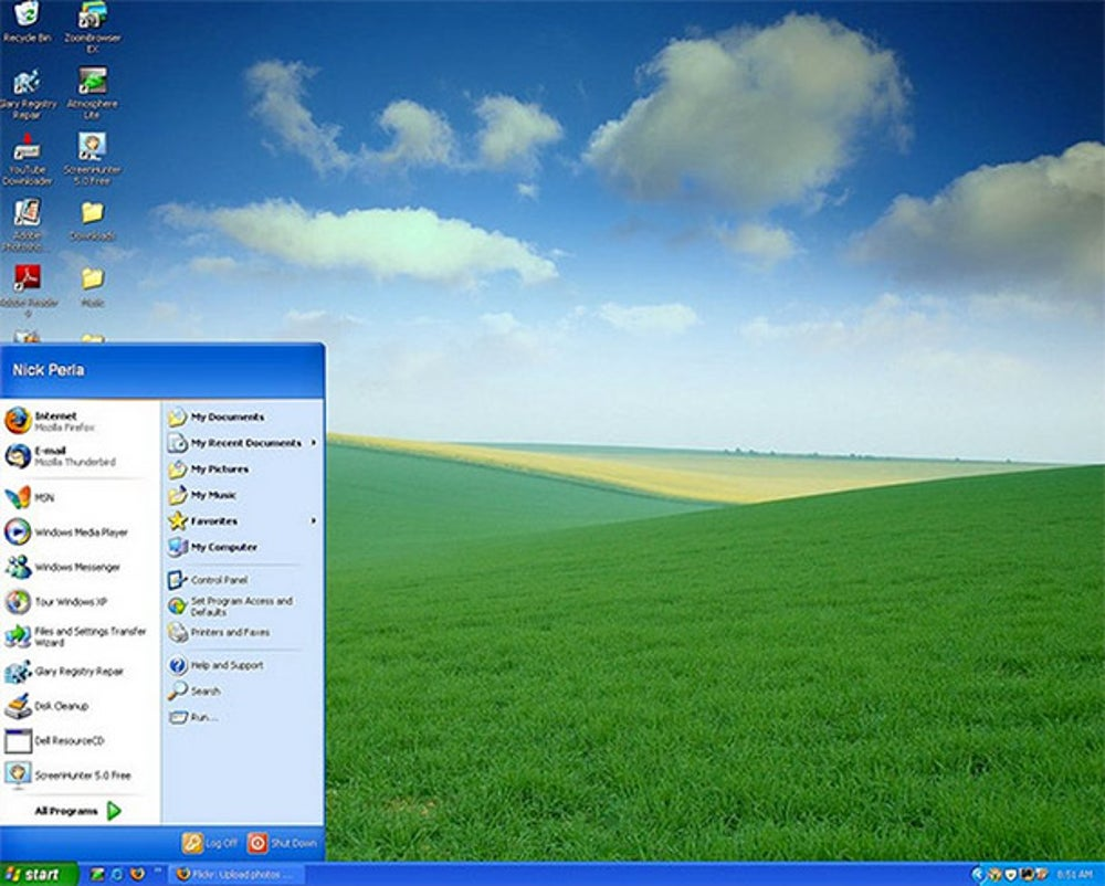Windows XP (2001-2005)