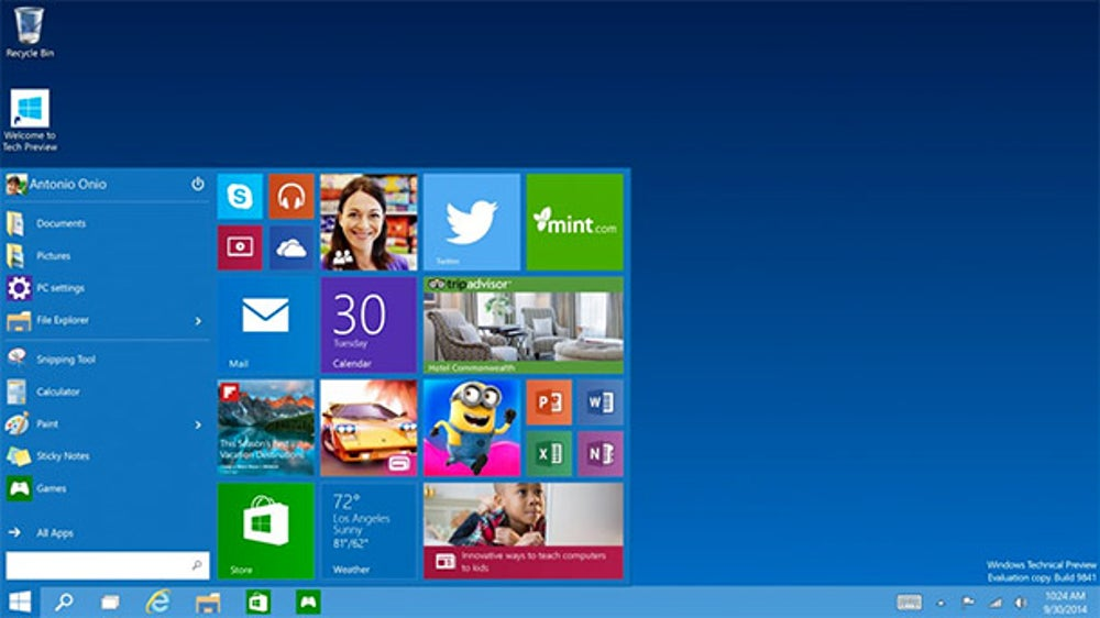 Windows 10 (coming in 2015)
