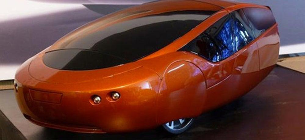 7. An electric car