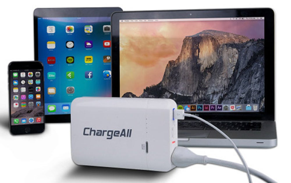 ChargeAll Portable Power Outlet