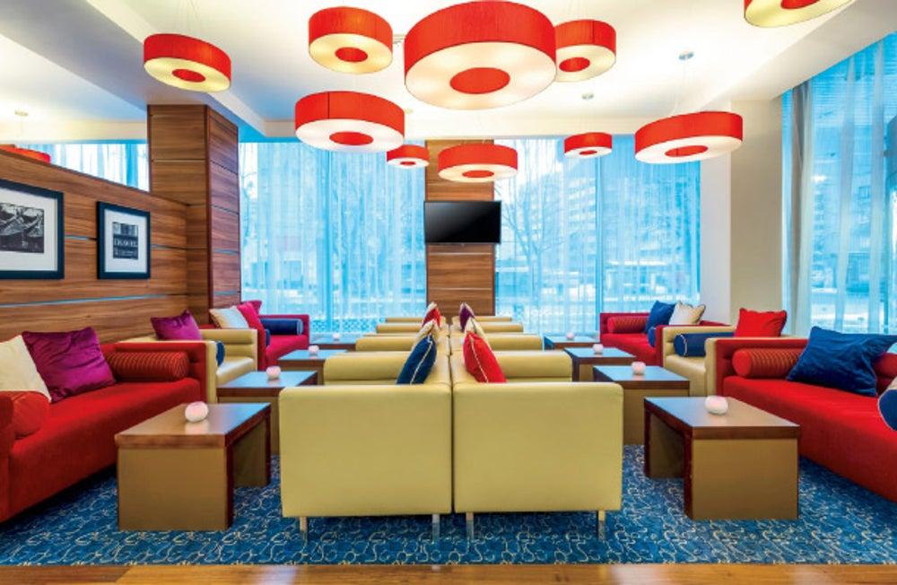 1. Hampton Hotels