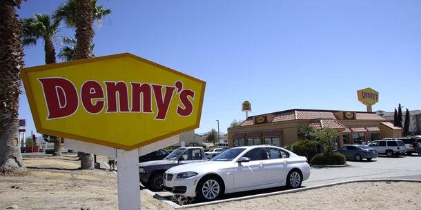 8. Denny's
