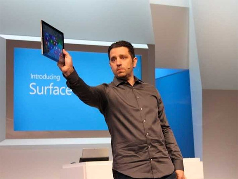 A mini version of the Microsoft Surface?