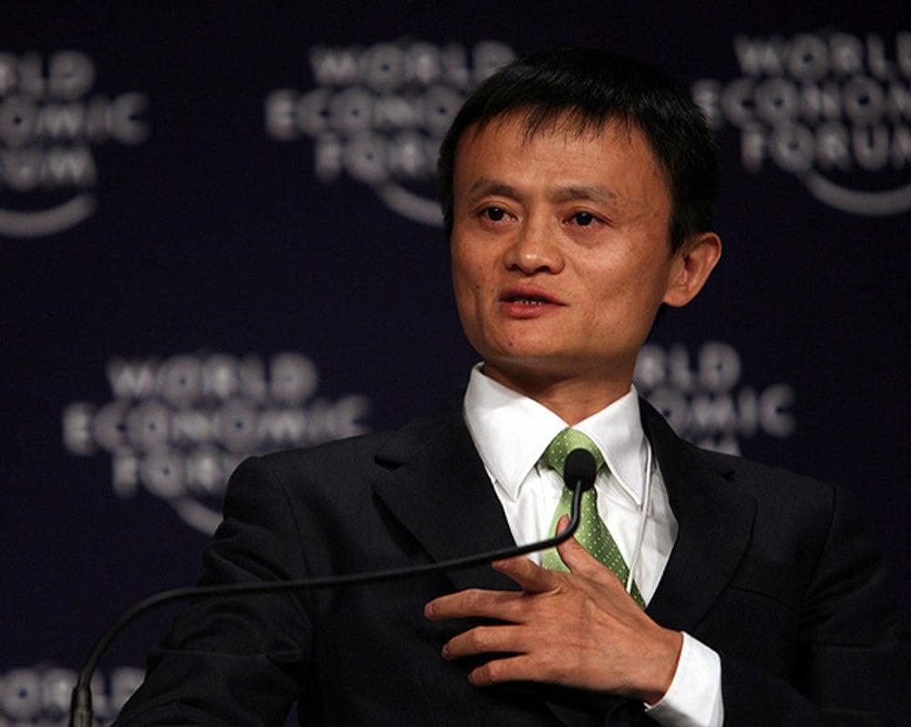 3. Jack Ma—Executive Chairman, Alibaba