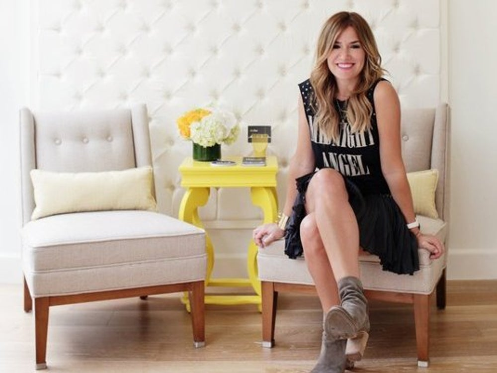 Drybar founder Alli Webb hopes to spend more time with her children.