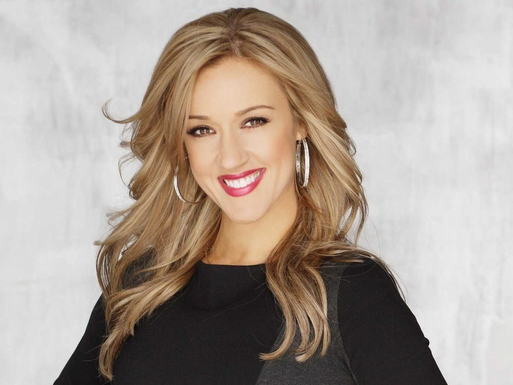 'Inside Edition' and CBS Thursday Night Football correspondent Megan Alexander hopes to find new ways to challenge herself.