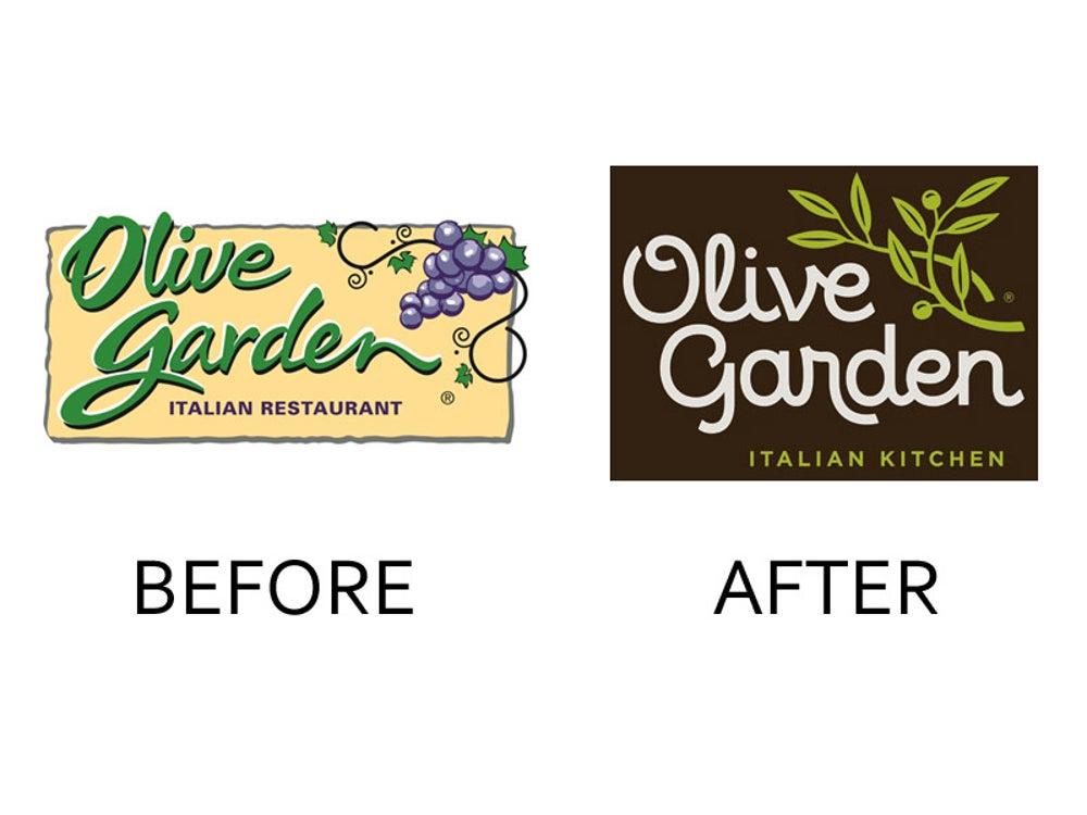 8. Olive Garden