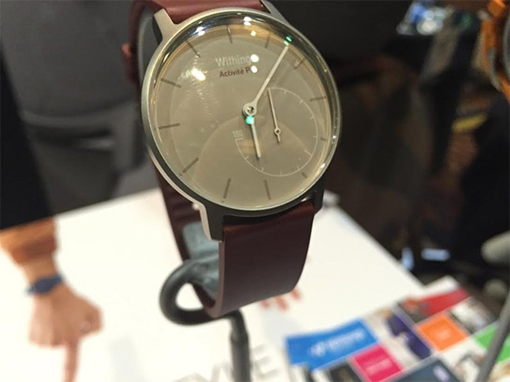 1. Withings Activite Pop