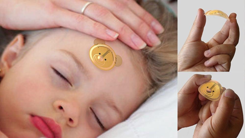 VivaLnk eSkin Thermometer