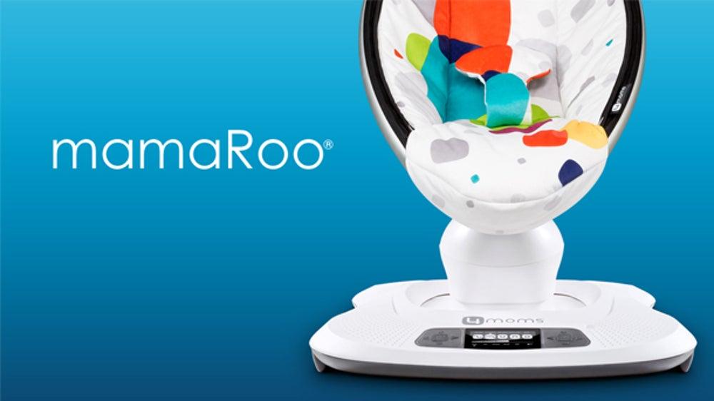 MamaRoo infant seat