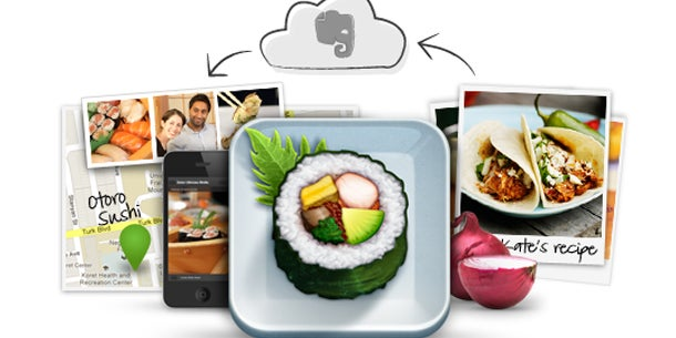 2. Evernote Food