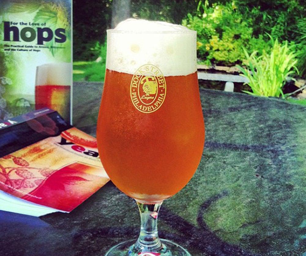 Dock Street Walker Pale Ale