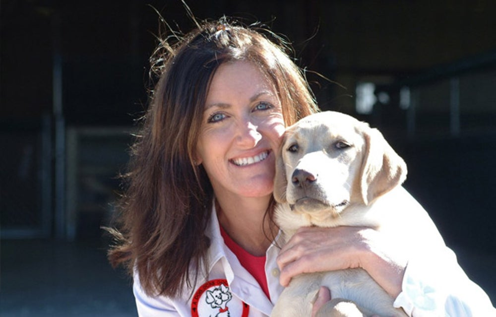 Heidi Ganahl, CEO of Camp Bow Wow, has learned that you shouldn't settle with people who just look qualified.