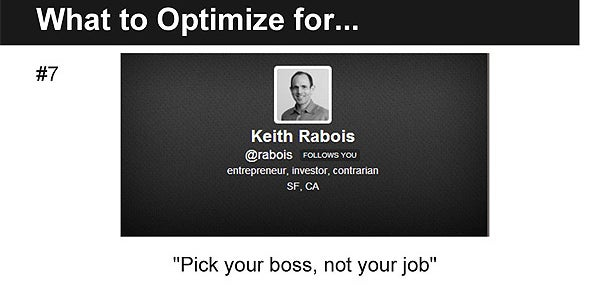 Keith Rabois, Partner at Khosla Ventures