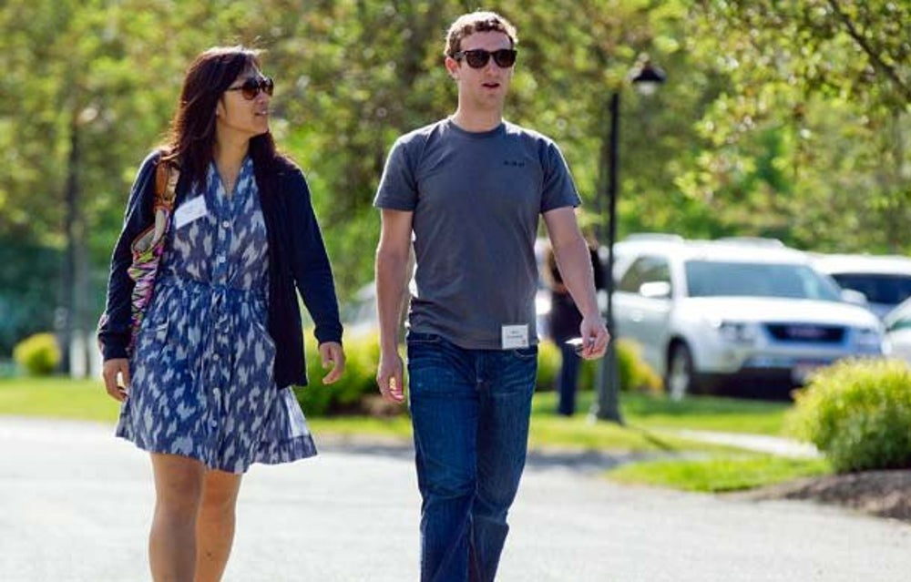 Mark Zuckerberg and Priscilla Chan recently vacationed in Hawaii. Zuckerberg was also rumored to be shopping for luxury condos there in January.
