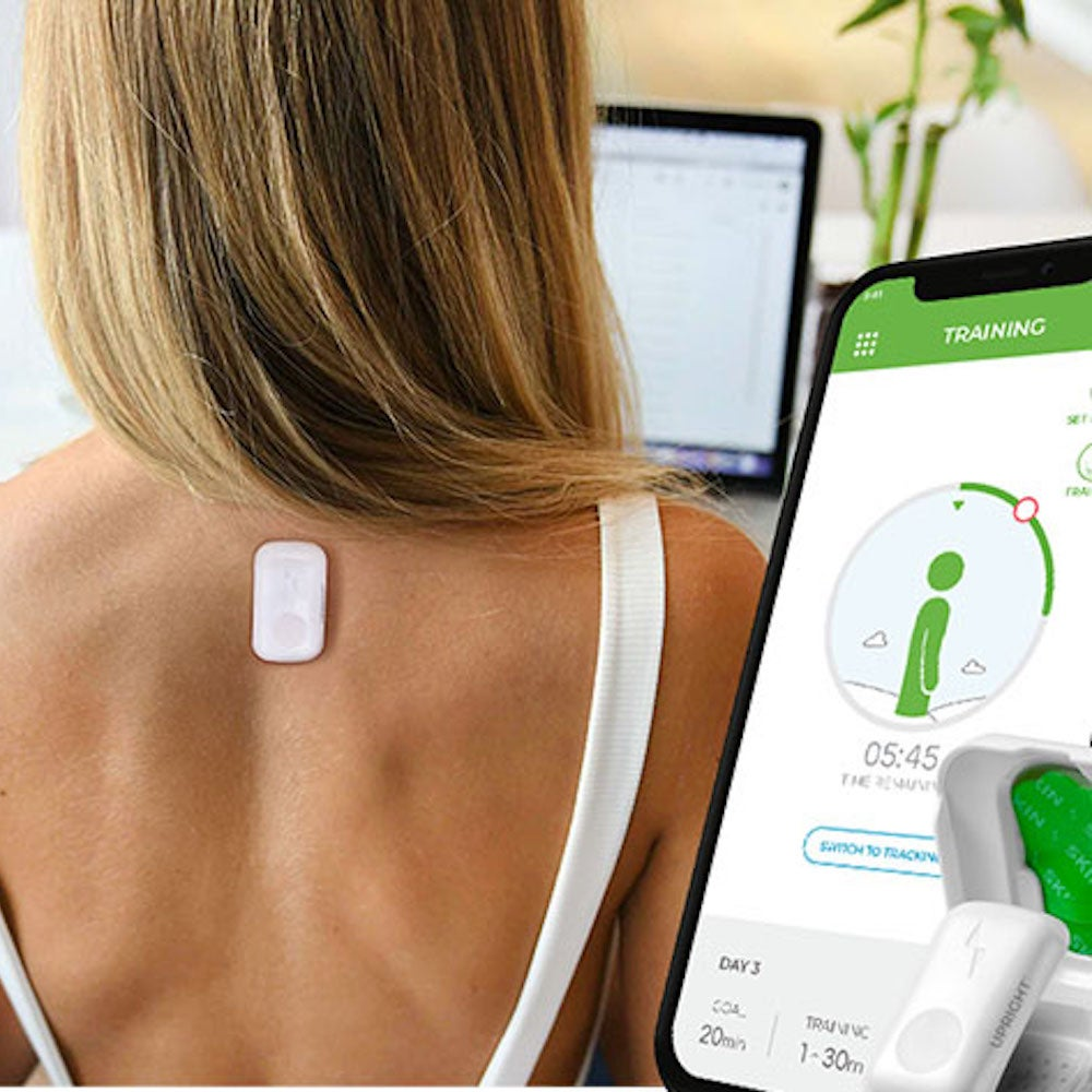 UPRIGHT GO 2™: Perfect Your Posture Training Device