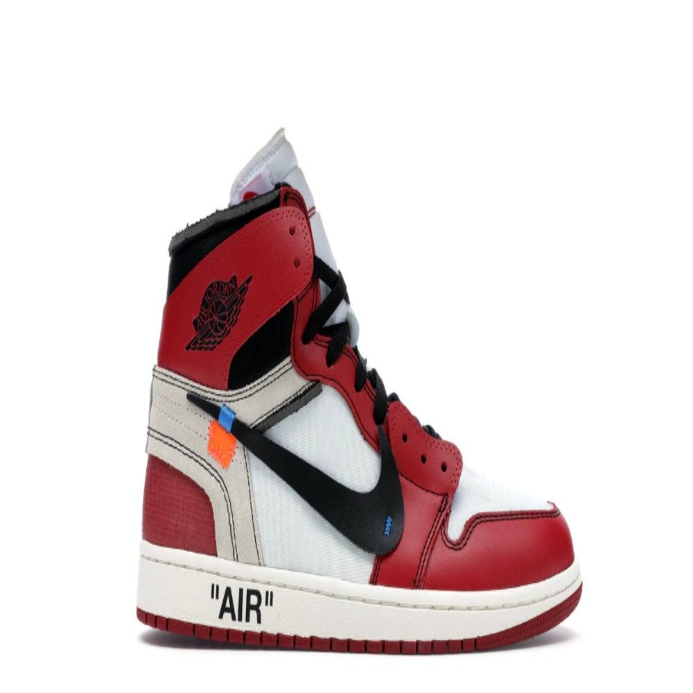 5. Jordan 1 Retro High Off-White Chicago (Más de USD$2,900 )