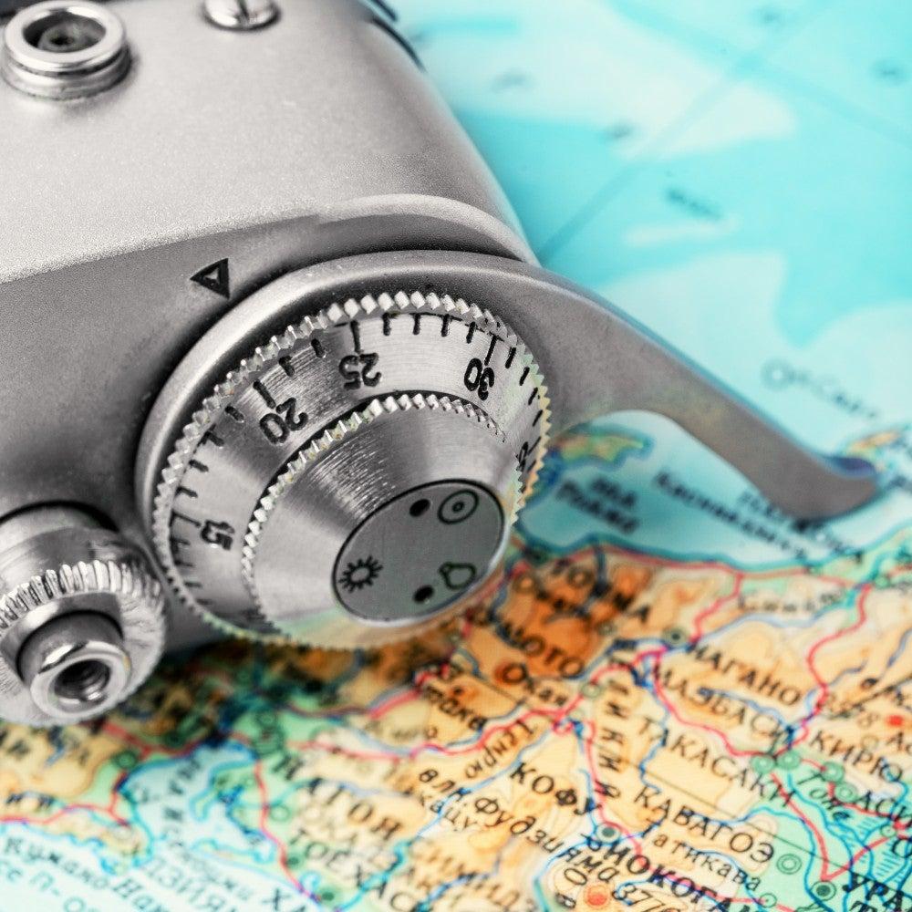 Error 4: Usar un mapa para nombrar a su empresa