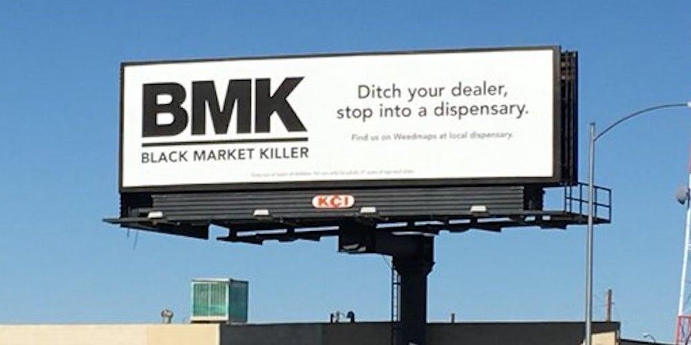 Black market killer