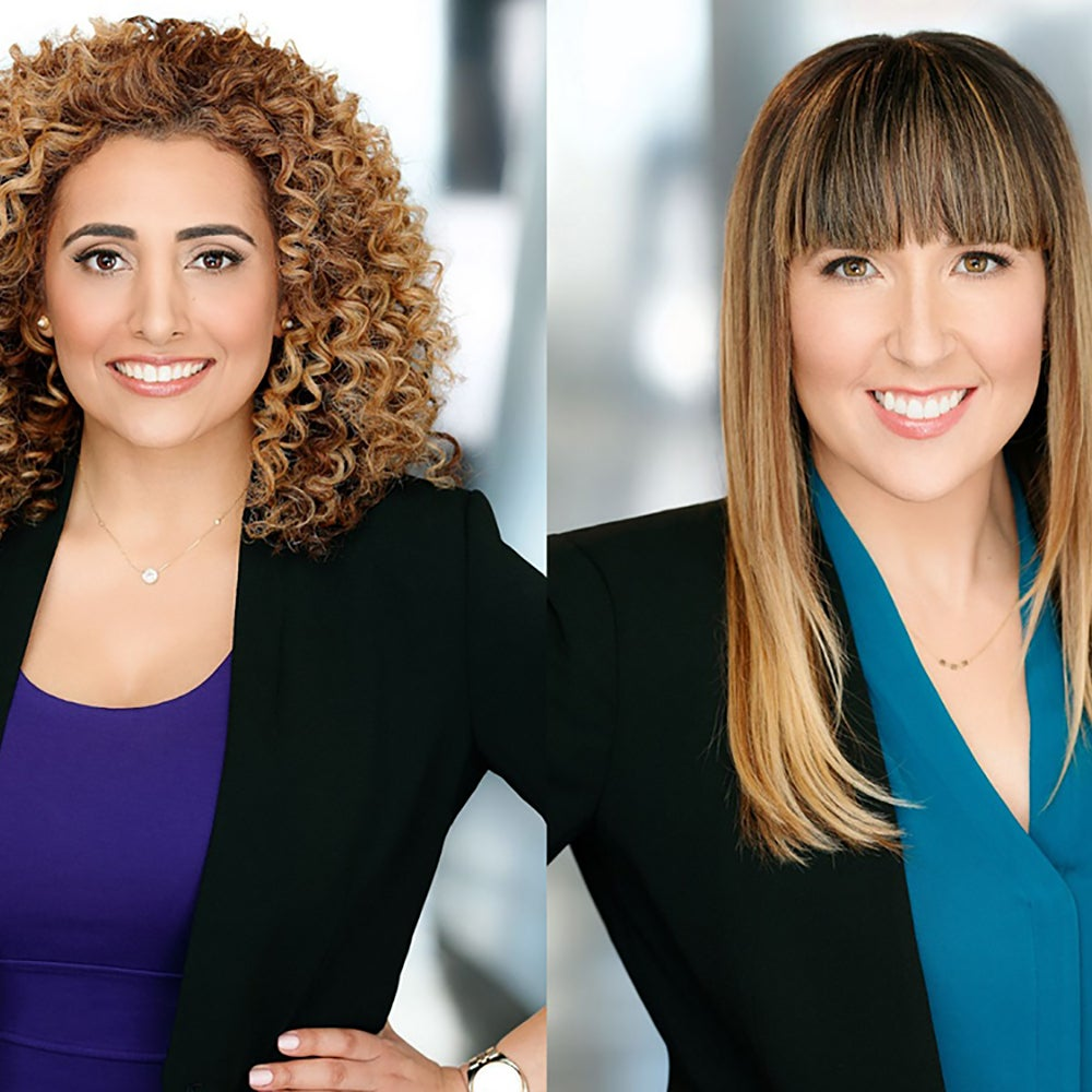 Lana Hout and Adrianna Smith, First Choice Business Brokers