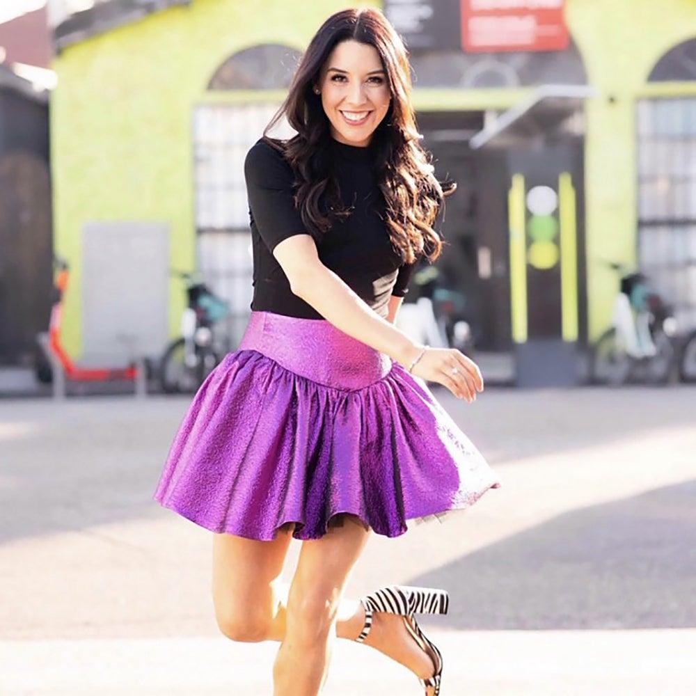 Erika De La Cruz of Passion to Paycheck