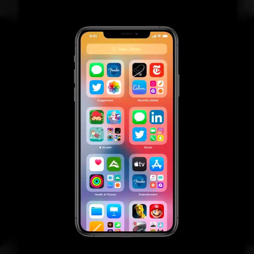 iOS 14, Apple's next big software update for the iPhone
