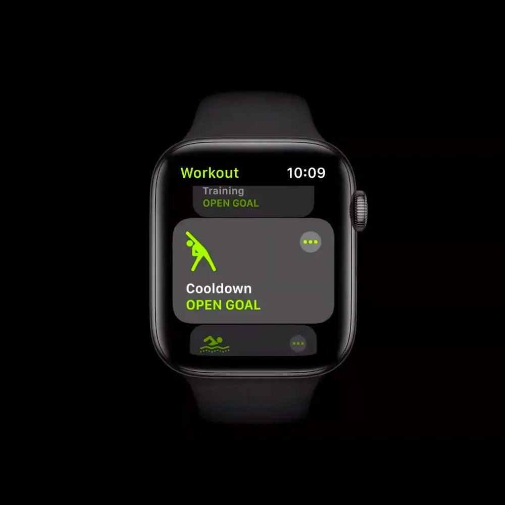 Tracking sleep, handwashing, and more with the Apple Watch