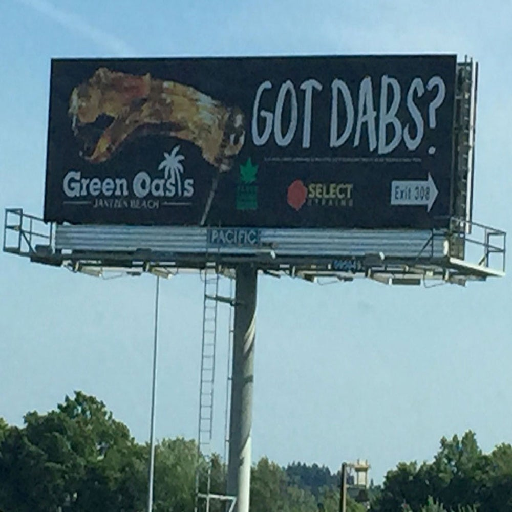 Got dabs