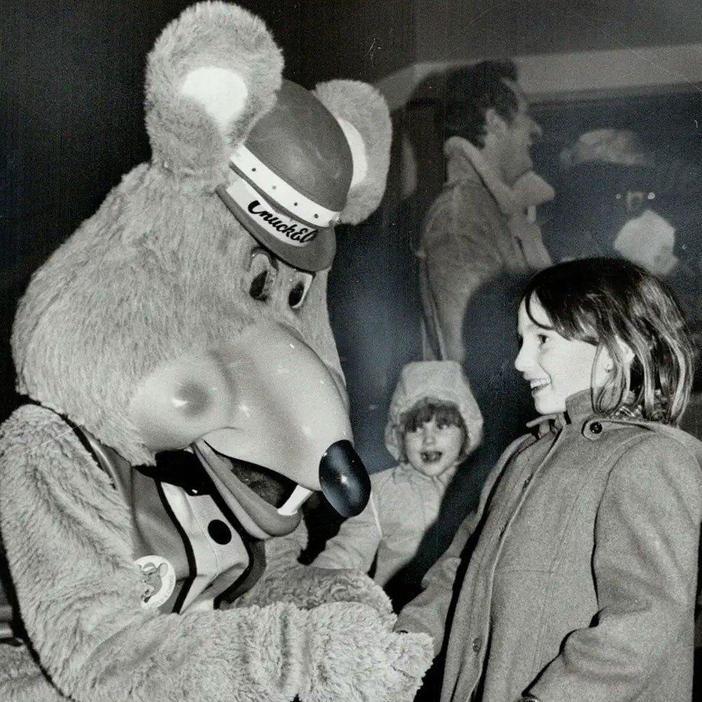 Originally, Chuck E. Cheese made abrasive and sometimes sexual jokes, aimed at adult customers. But the chain transitioned to a more kid-friendly approach relatively quickly in its early years.