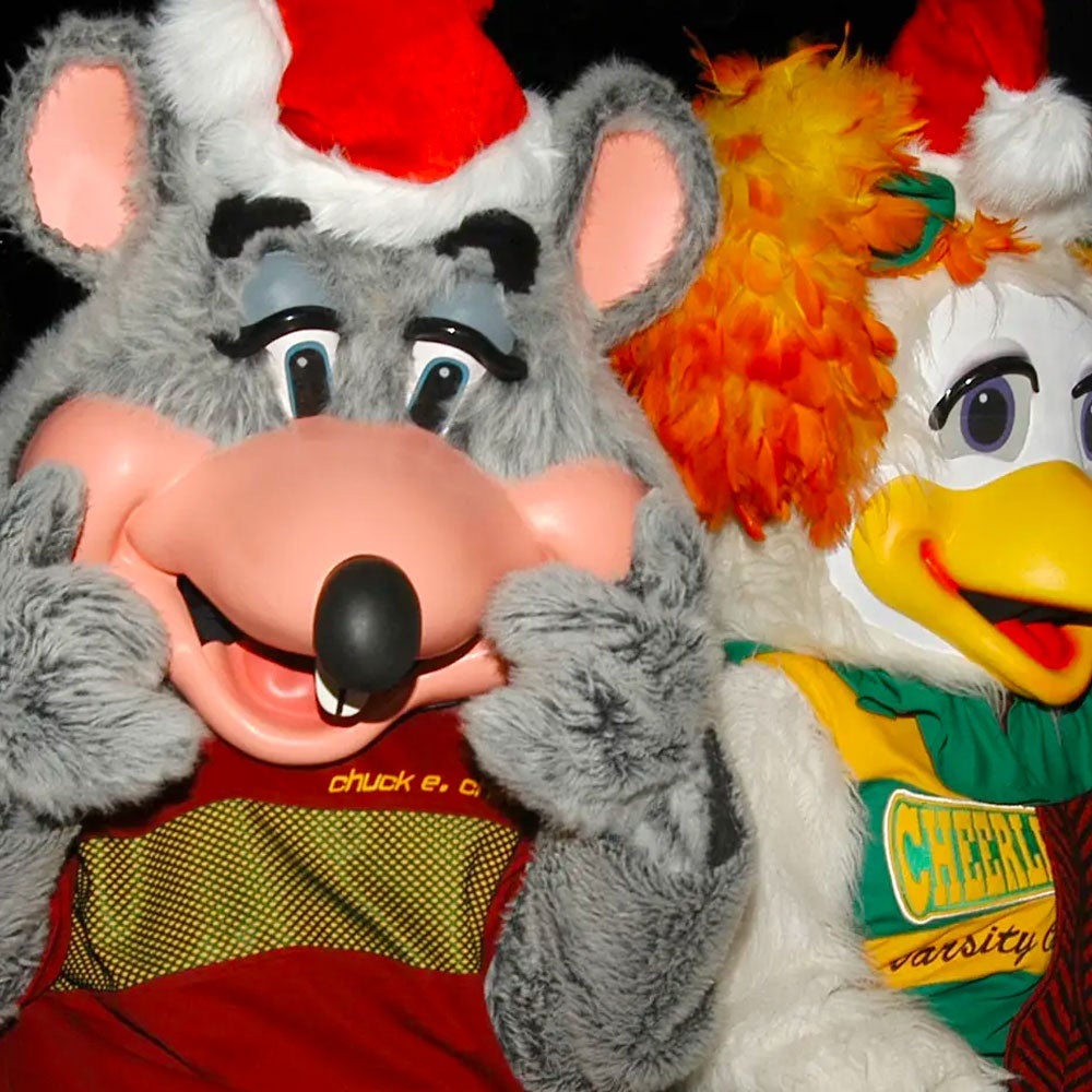 In the '80s, the pizza chain went public, followed by various restructuring efforts as sales slumped. By 1992, all locations of the pizza chain that had grown out of the Pizza Time Theatre concept were rebranded as Chuck E. Cheese's.