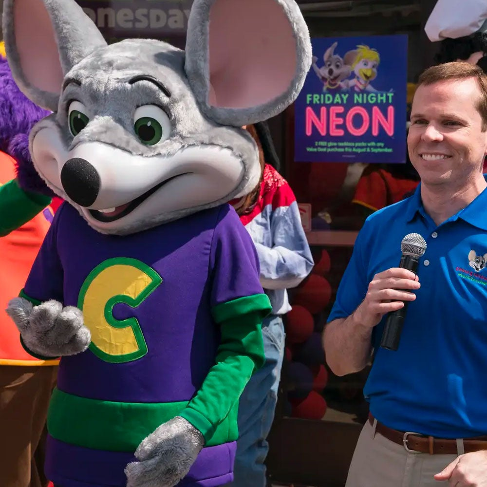The last few years have seen plenty of change at Chuck E. Cheese. The chain retired its tokens in 2016 and the animatronics in 2017. The chain also changed its name slightly, dropping the possessive to become Chuck E. Cheese in 2017.
